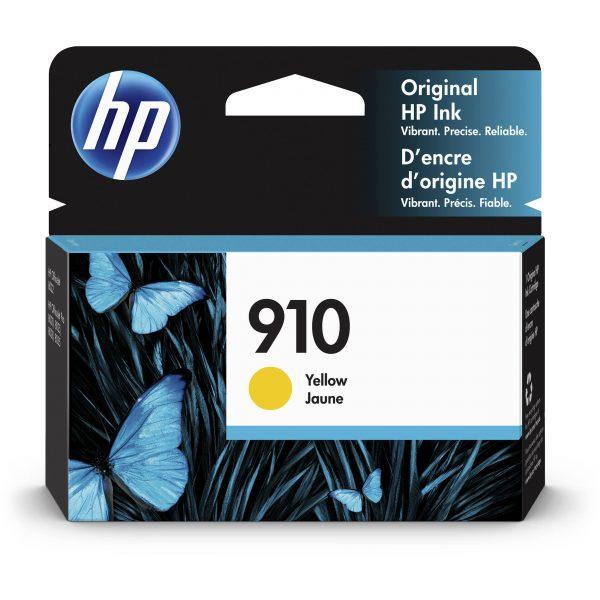 HP 910 YELLOW