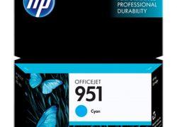 HP 951 (CN050AN) Cyan Original Ink Cartridge (700 Yield)