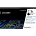HP 212X (W2120X) High Yield Black Original LaserJet Toner Cartridge (13000 Yield)