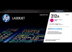 HP 212A (W2123A) Magenta Original LaserJet Toner Cartridge (4500 Yield)